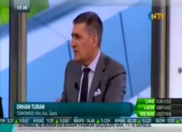 NTV Para - Orhan Turan