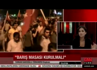 TÜRKONFED Basın Yansıması CNN Türk Ana Haber 10 Eylül 2015