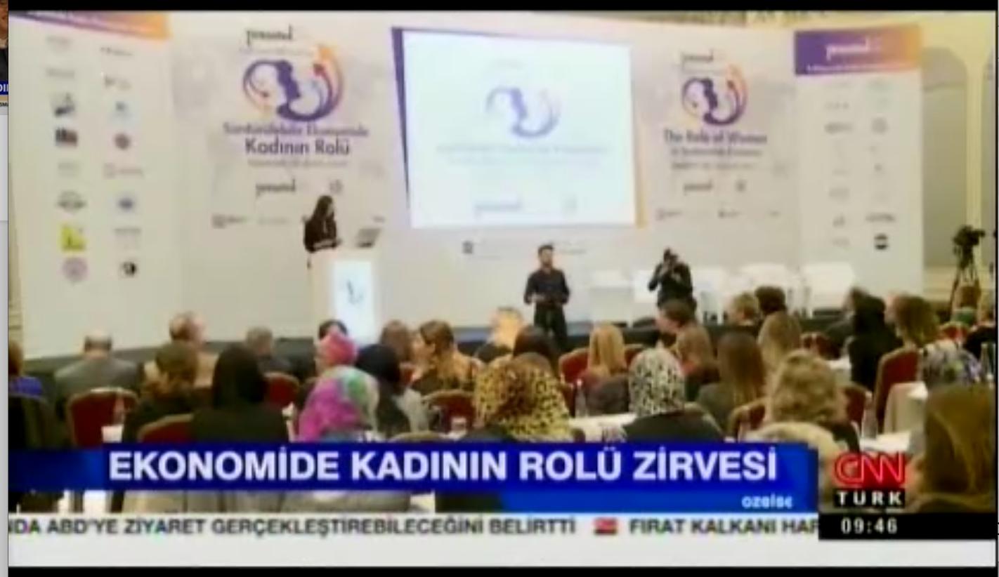 CNN Türk - İş Dünyasında Kadın Zirvesi