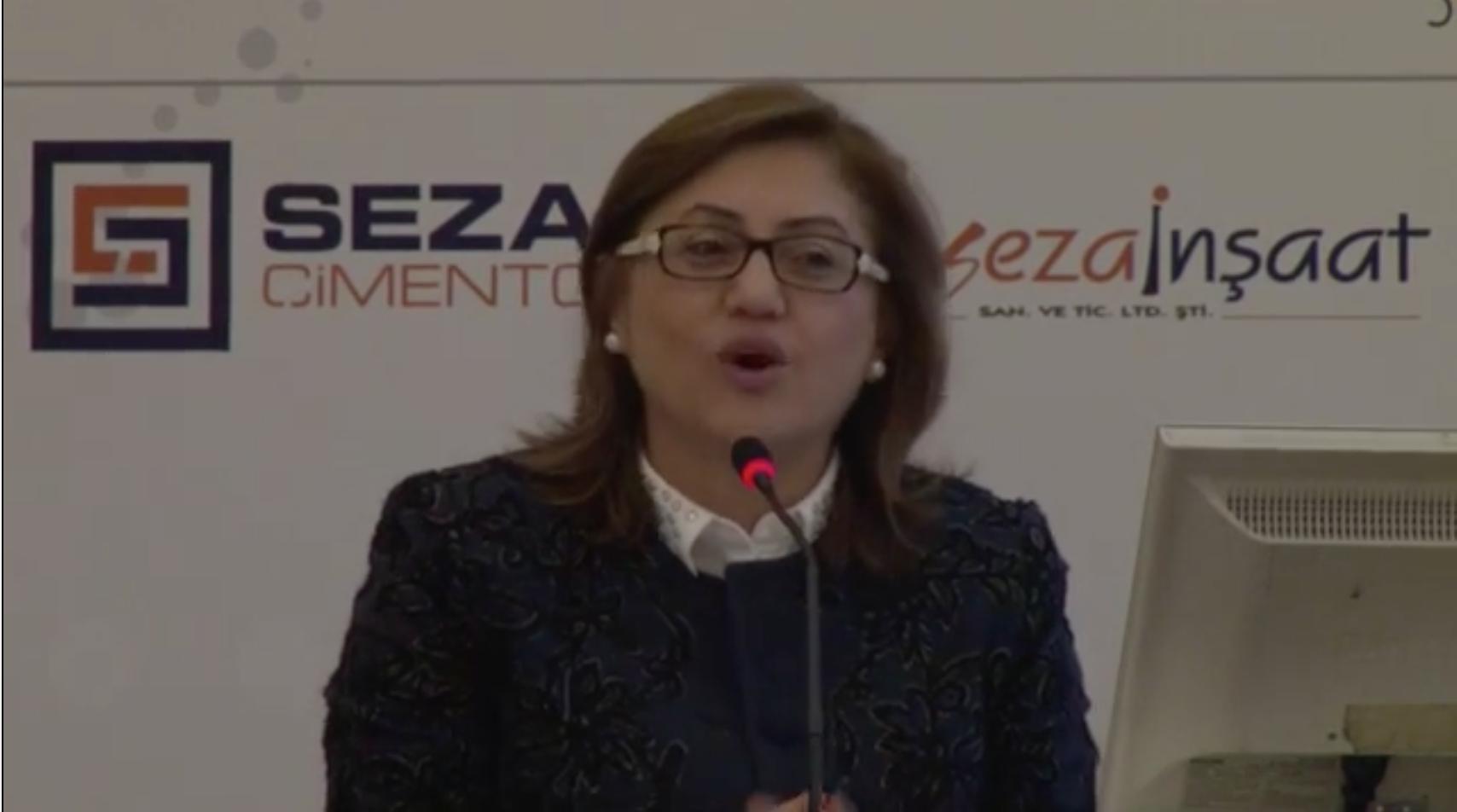 İş Dünyasında Kadın Konferansı - Fatma Şahin Konuşması