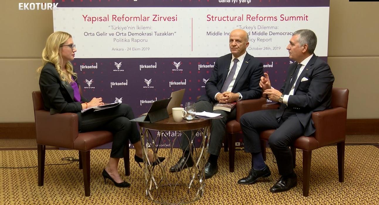 Orhan Turan - 24 Ekim 2019 / EKOTÜRK TV