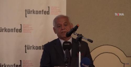 TÜRKONFED KSS Projesi Diyarbakır Eğitim Toplantısı